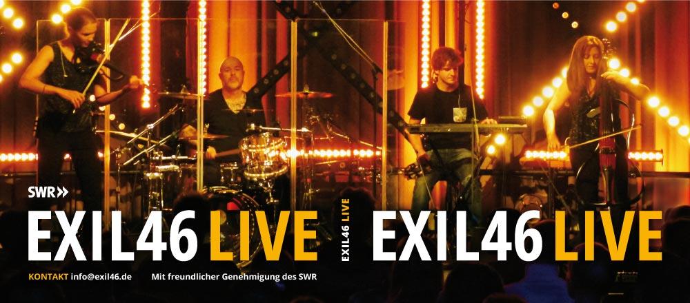 CD Cover Exil46