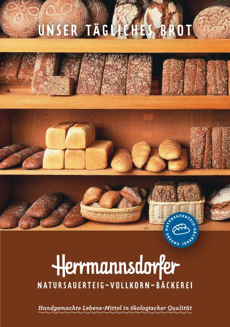 Herrmannsdorfer Backwarenbroschuere