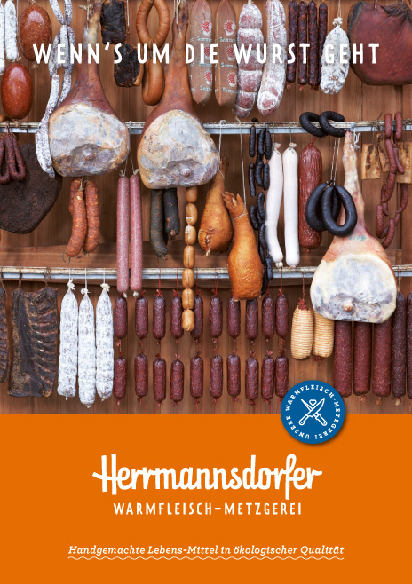 Herrmannsdorfer Wurstbroschuere