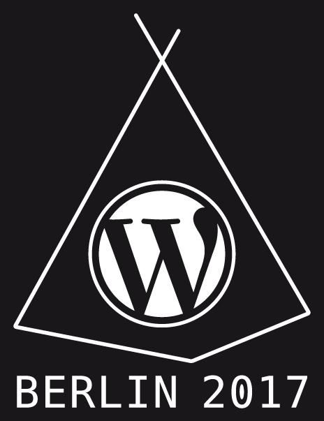 Logo WordCamp Berlin 2015 und 2017