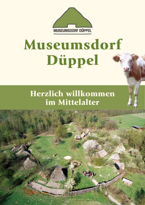 Flyer Museumsdorf Düppel