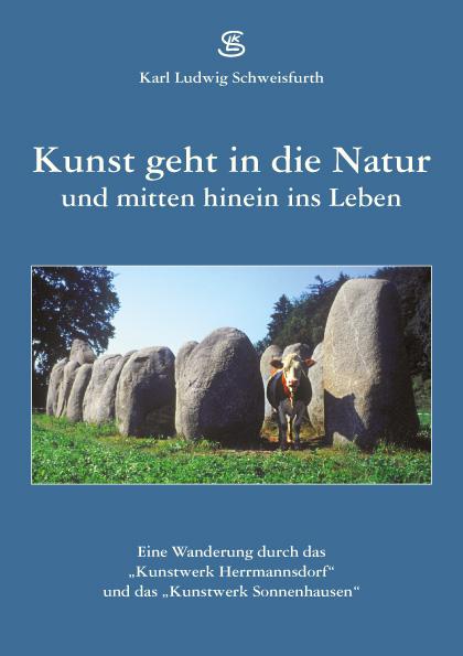 "Kunstboschüre ""Kunst geht in die Natur"""