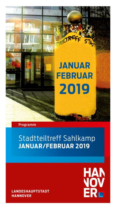 Programm Stadtteiltreff Sahlkamp