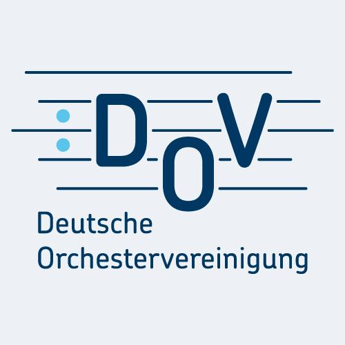 Logo Deutsche Orchester Vereinigung (DOV)